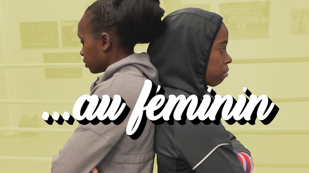 Garges Lès-Gonesse : La Boxe au féminin