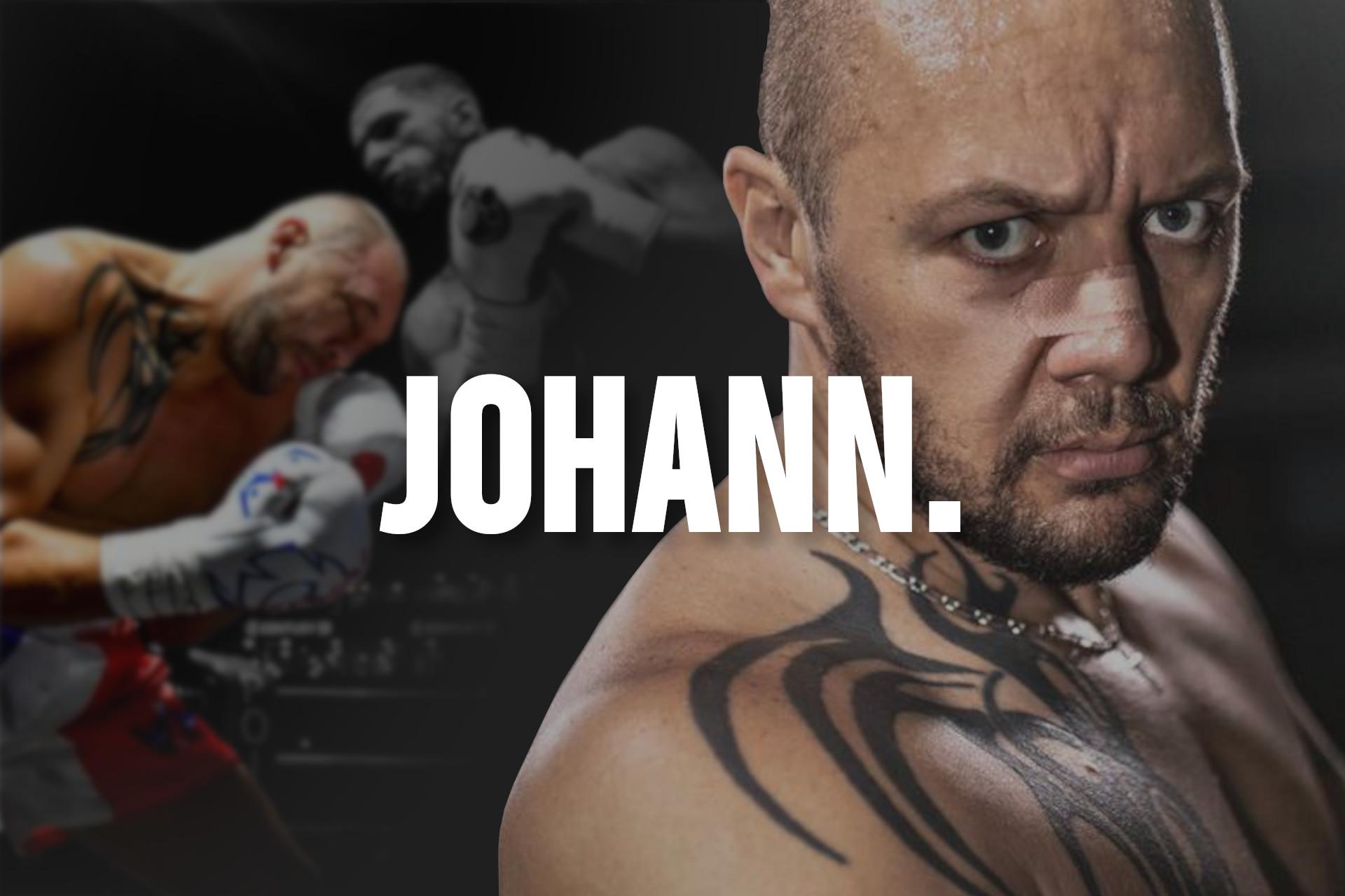 Johann Duhaupas : Repartir au combat