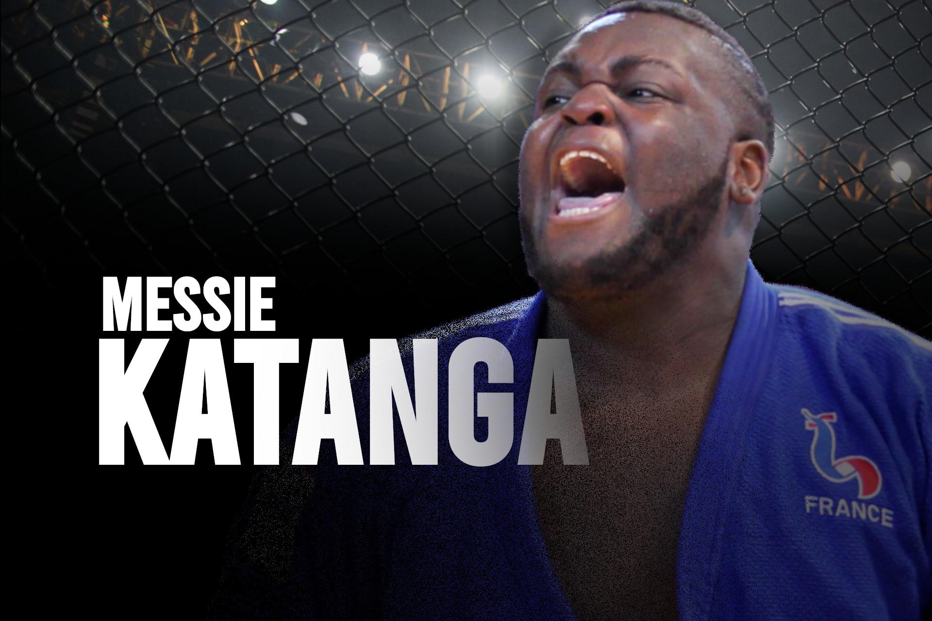 Messie Katanga se lance dans le MMA !