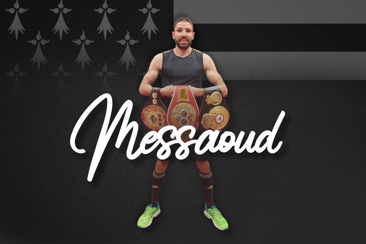 Sandy Messaoud: Un champion méconnu