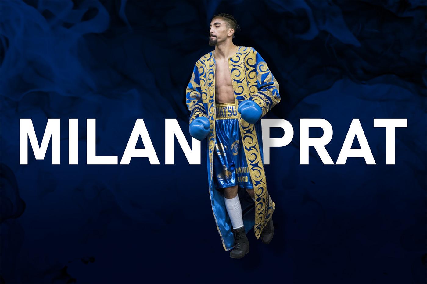 Milan Prat : Pas de temps à perdre