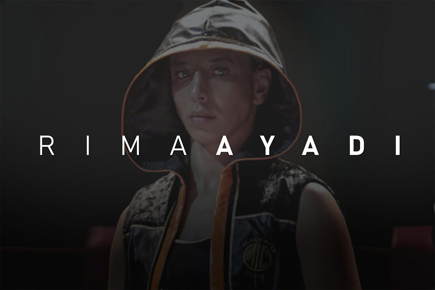 Rima Ayadi: La Boxe face à la pandémie