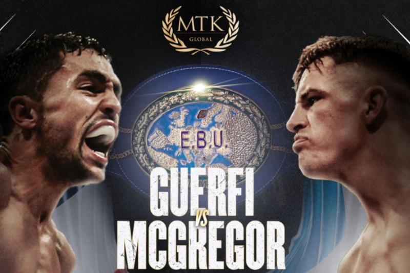 GUERFI VS. MCGREGOR