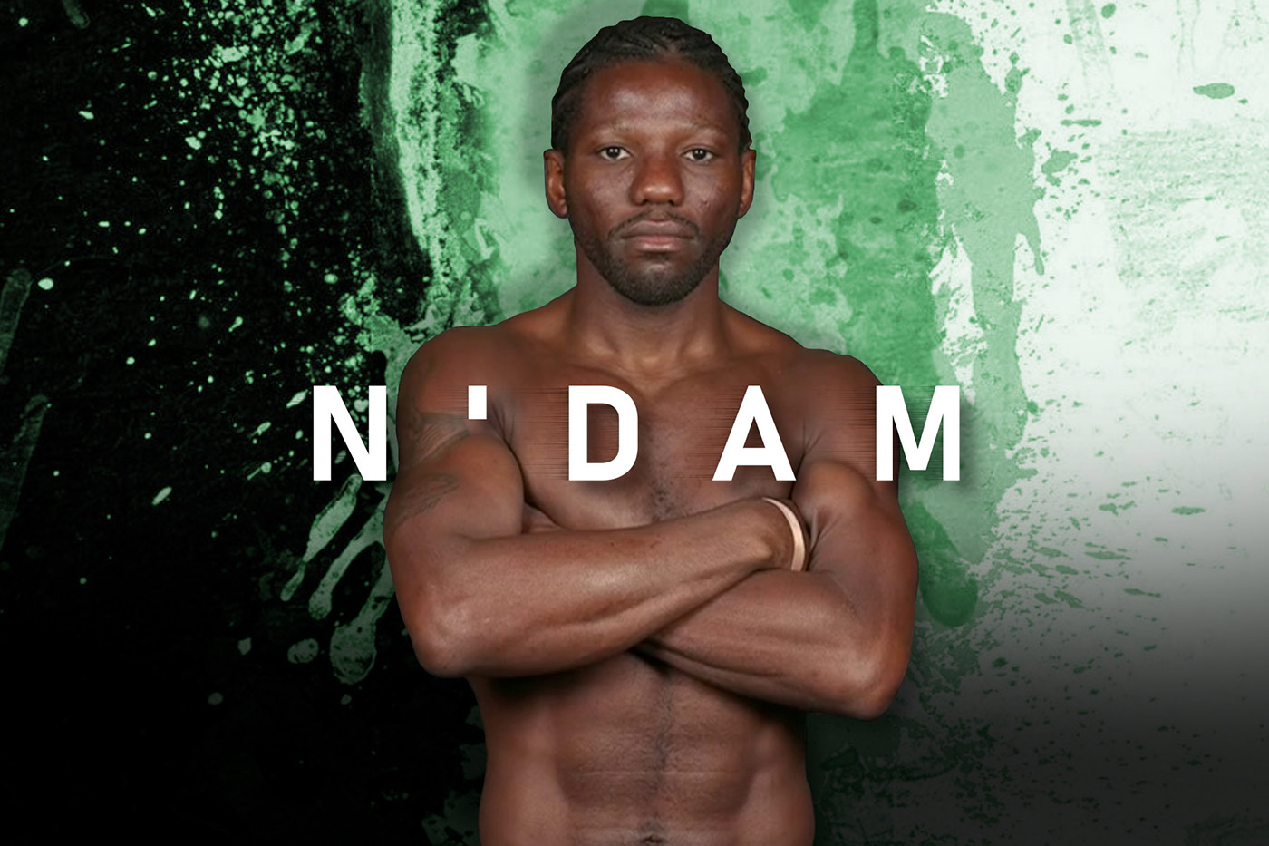 Hassan N'dam: Toujours motivé