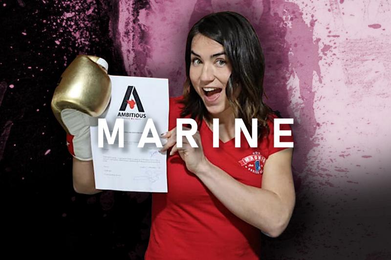 Marine Beauchamp : Nouvelle aventure