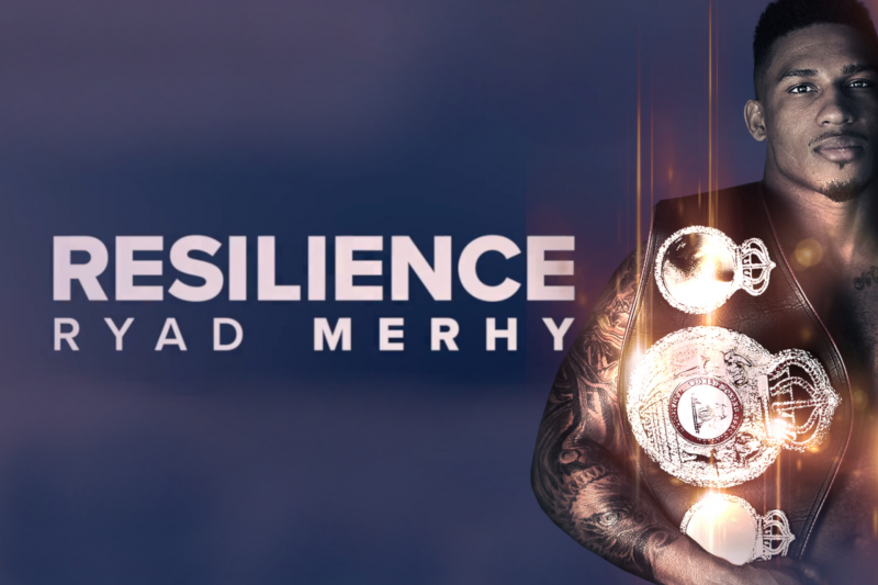 Ryad Merhy: Résilience